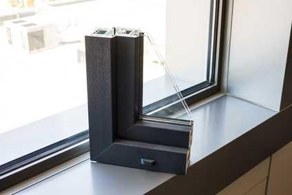 PVC-Aluminium-Fenster
